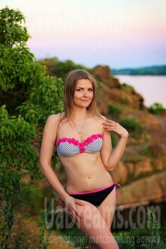 Tonya from Zaporozhye 34 years - beautiful and wild. My small public photo.