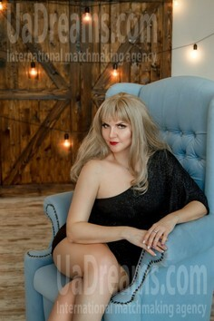 Tonya Zaporozhye 35 y.o. - intelligent lady - small public photo.