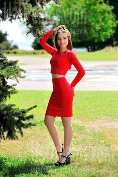 Olya from Cherkasy 23 years - future bride. My small public photo.
