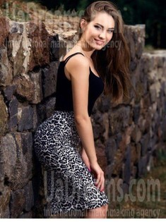 Olya from Cherkasy 24 years - girl for marriage. My small public photo.