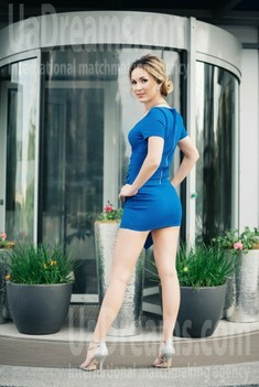 Alina from Zaporozhye 37 years - morning freshness. My small public photo.