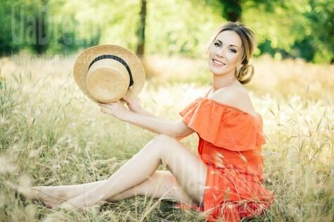 Alina from Zaporozhye 37 years - ukrainian girl. My small public photo.