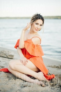 Alina from Zaporozhye 37 years - look for a man. My small public photo.