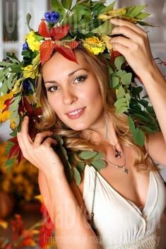 Alina from Zaporozhye 37 years - creative image. My small public photo.