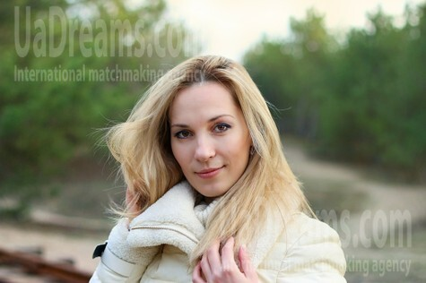 Alina from Zaporozhye 37 years - great weather. My small public photo.