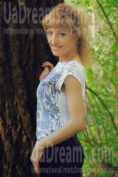 Natasha from Zaporozhye 43 years - good girl. My small public photo.