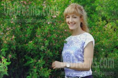 Natasha from Zaporozhye 43 years - desirable woman. My small public photo.