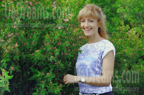 Natasha from Zaporozhye 44 years - desirable woman. My small public photo.