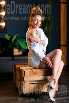 Natasha from Zaporozhye 44 years - charm and softness. My small public photo.