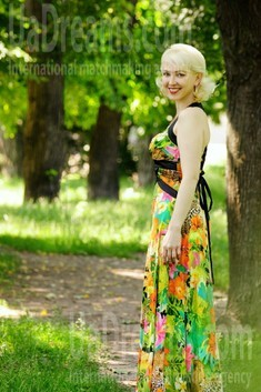 Olga from Cherkasy 41 years - want to be loved. My small public photo.