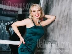 Olga from Cherkasy 41 years - eyes with love. My small public photo.