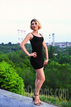 Marina from Zaporozhye 40 years - beautiful woman. My small public photo.