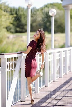 Olesya from Zaporozhye 27 years - lovely girl. My small public photo.