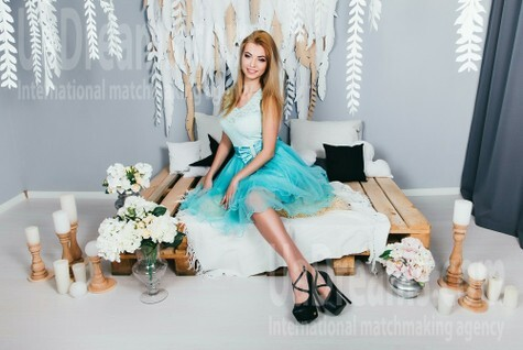 Victoria from Cherkasy 21 years - ukrainian bride. My small public photo.