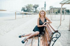 Victoria from Cherkasy 21 years - creative image. My small public photo.