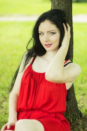 Julia from Cherkasy 24 years - look for fiance. My small primary photo.