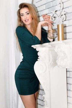 Elena from Cherkasy 24 years - loving woman. My mid primary photo.
