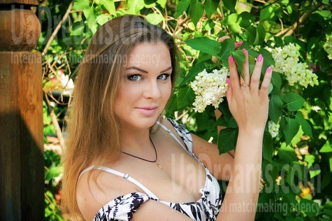 Helen from Zaporozhye 32 years - happy woman. My small public photo.