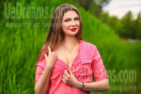 Helen from Zaporozhye 33 years - sunny day. My small public photo.