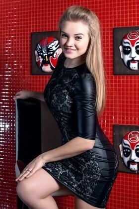 Dana from Cherkasy 19 years - favorite dress. My small primary photo.