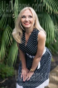 Elena from Poltava 55 years - mysterious beauty. My small public photo.