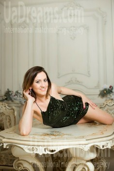Yulya from Kiev 35 years - girl for dating. My small public photo.