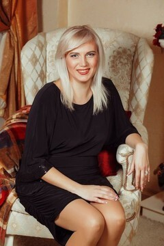 Nataliya from Dnepropetrovsk 39 years - amazing girl. My mid primary photo.