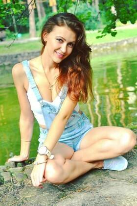 Tasya from Cherkasy 25 years - future wife. My small primary photo.