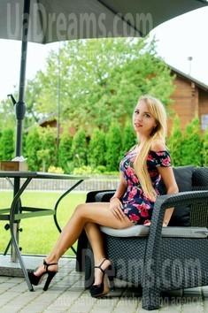 Polina from Lutsk 29 years - seeking man. My small public photo.