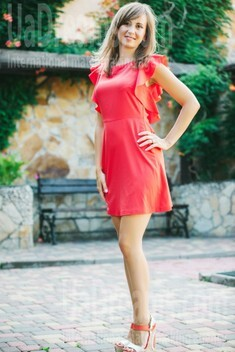 Olena from Lutsk 31 years - look for fiance. My small public photo.