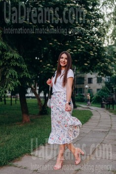 Daria from Poltava 23 years - loving woman. My small public photo.