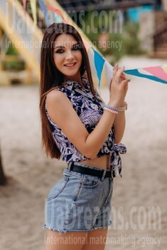 Daria from Poltava 23 years - Kind-hearted woman. My small public photo.