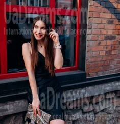 Daria from Poltava 24 years - girl for marriage. My small public photo.