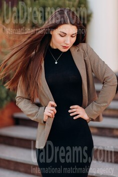 Daria from Poltava 24 years - kind russian girl. My small public photo.