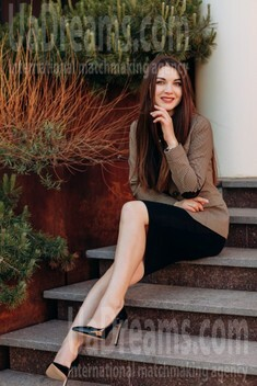 Daria from Poltava 24 years - sunny smile. My small public photo.