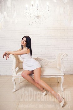Karina from Poltava 22 years - ukrainian woman. My small public photo.