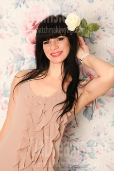 Ludmila from Sumy 46 years - charm and softness. My small public photo.