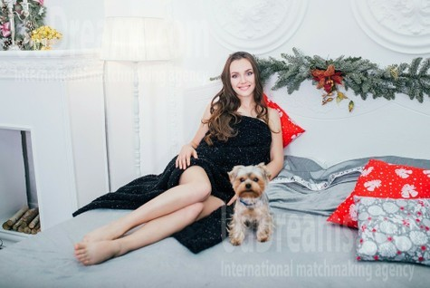Inessa from Cherkasy 26 years - look for a man. My small public photo.