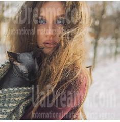 Inessa from Cherkasy 26 years - single russian woman. My small public photo.