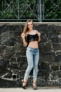 Inessa from Cherkasy 27 years - waiting for you. My small public photo.