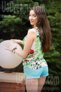 Alina from Zaporozhye 21 years - beautiful and wild. My small public photo.