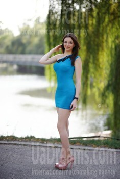 Alina from Zaporozhye 21 years - attractive lady. My small public photo.