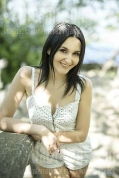 Lena 28 years - desirable woman. My small public photo.