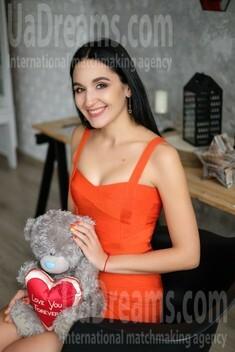 Lena 28 years - ukrainian bride. My small public photo.