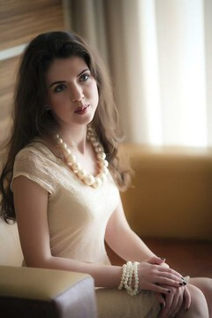 Alena from Dnepropetrovsk 23 years - search for love. My small primary photo.