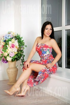 Anna from Zaporozhye 29 years - it's me. My small public photo.