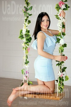 Anna from Zaporozhye 29 years - joy and happiness. My small public photo.