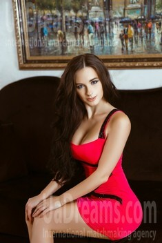 Ksenia from Kiev 26 years - girl for marriage. My small public photo.