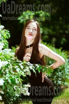 Ksenia from Kiev 25 years - intelligent lady. My small public photo.