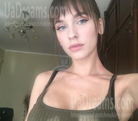 Ksenia from Kiev 26 years - happy woman. My small public photo.